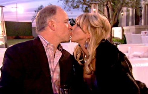 Brooks Ayers Cheats On Vicki Gunvalson With Stripper/Porn Star